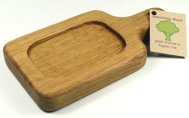 English Oak Butter Board