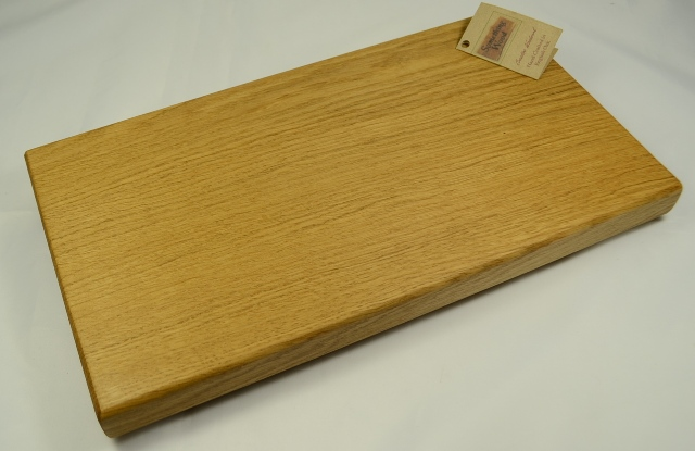 Oak Chopping Board (Square Corners)