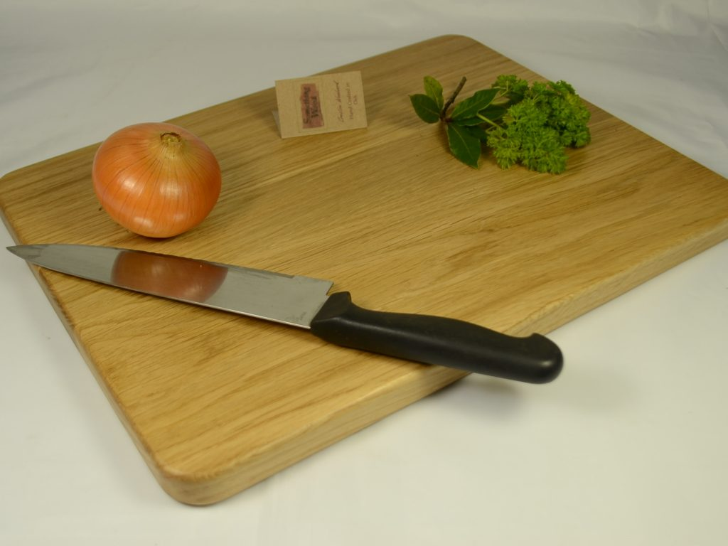 Prime Grade Oak Chopping Board