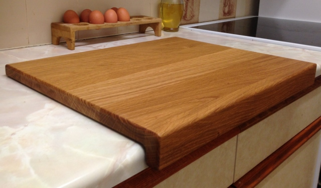 Oak Kneading Board