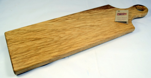 Rectangular Oak Paddle Board
