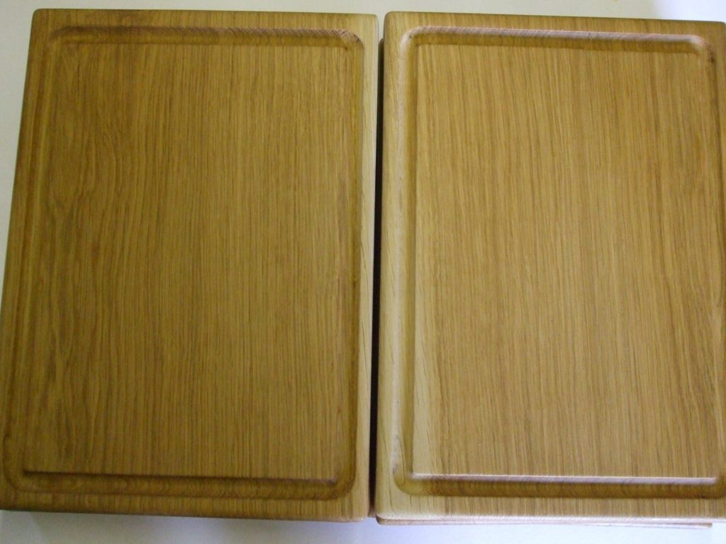 Large Oak Steak Boards