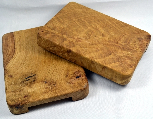 Rustic English Oak Trivets