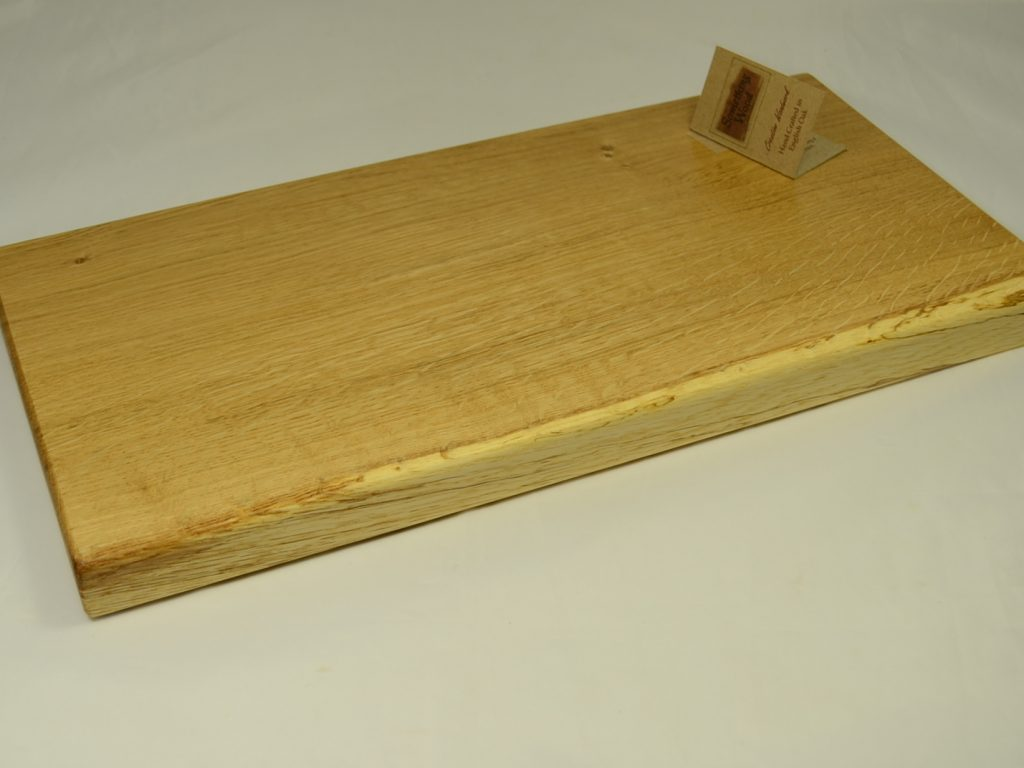 Rectangular Oak Cutting Board