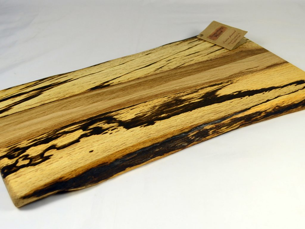 Character Spalted Oak Board