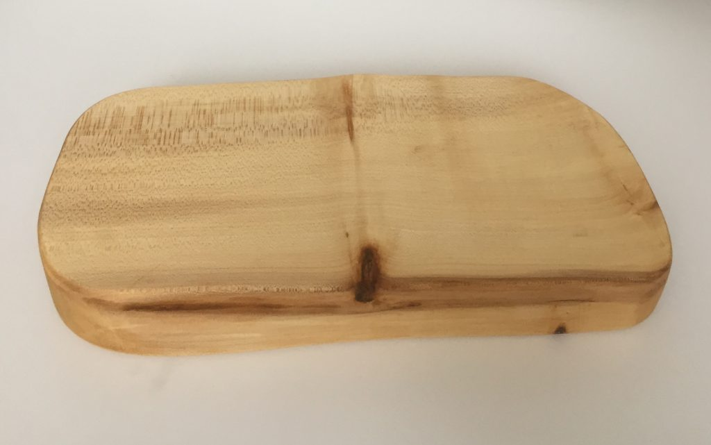 Rustic Sycamore Chopping Block (Maple)