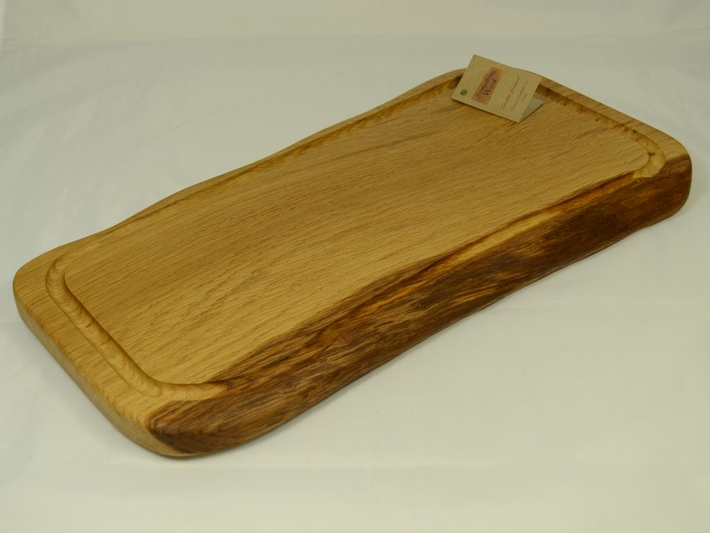 Unique Oak Presentation Board