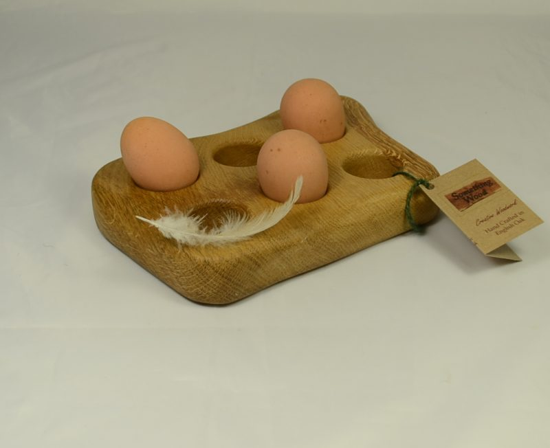 Egg Rack 733 with eggs