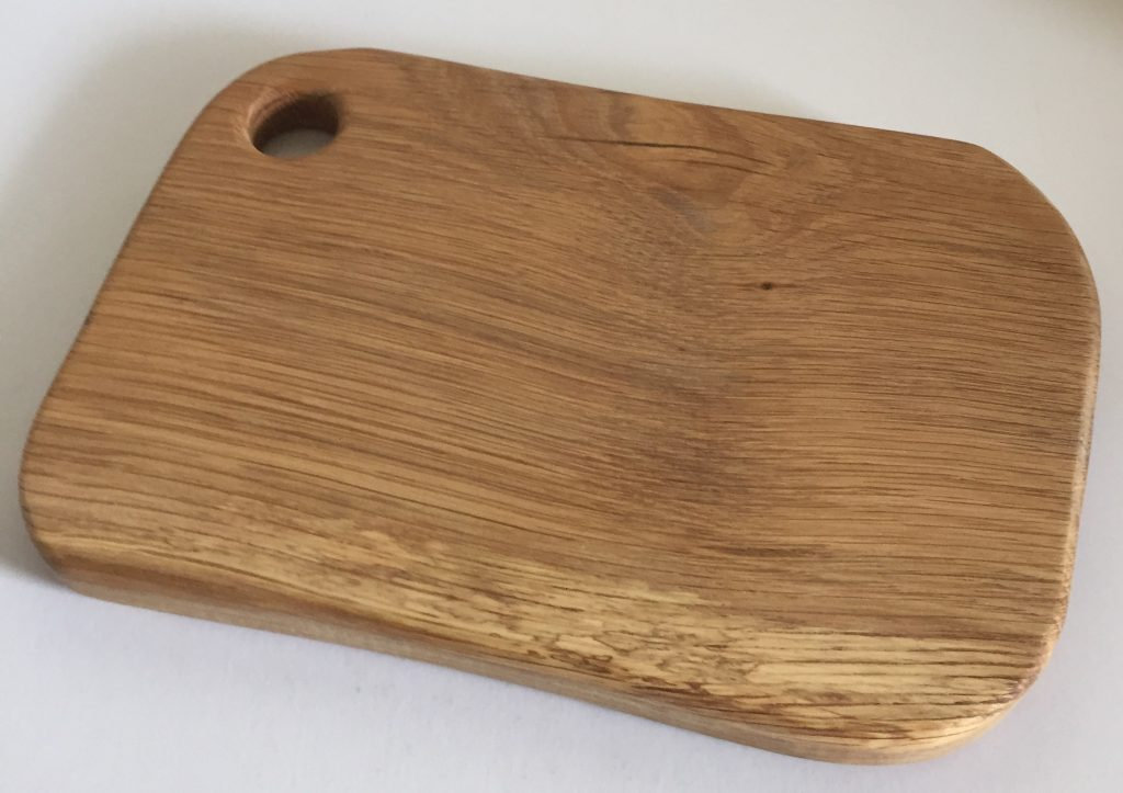 Organic Oak Nibbles Board