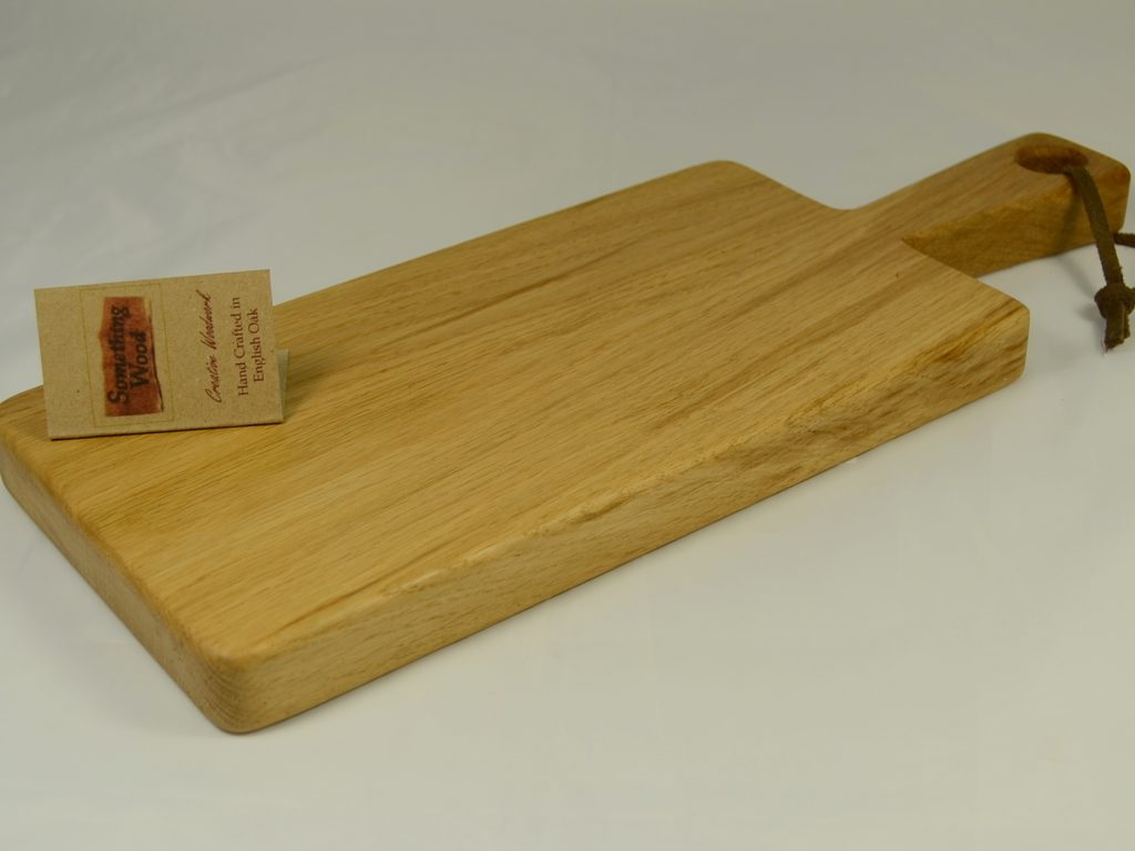 Useful Oak Board with Handle