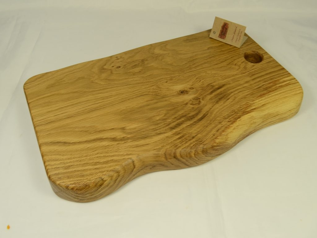 Chunky Oak Serving Board