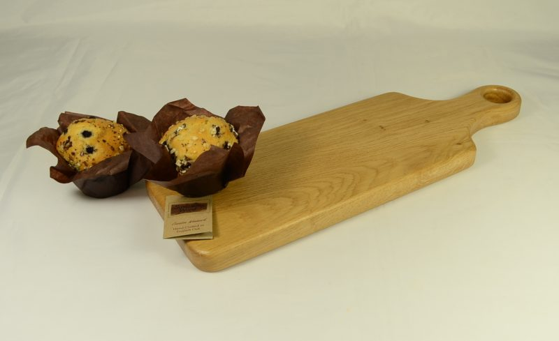 Oak Board 761 with muffins