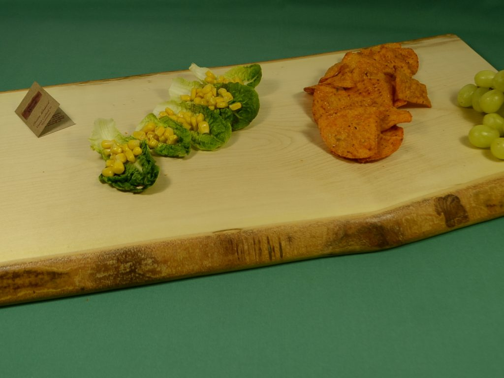 Large Sycamore Serving Platter