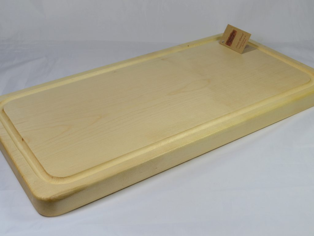 Sycamore Reversible Carving or Chopping Board