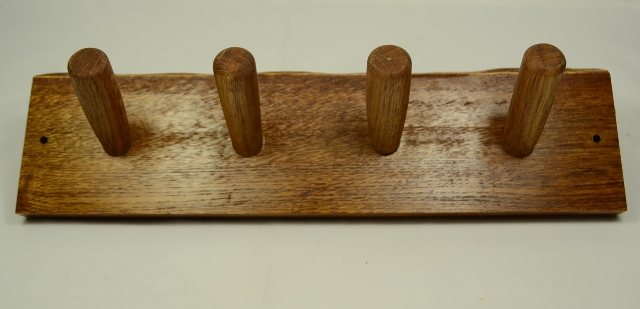 Oak Coat Pegs